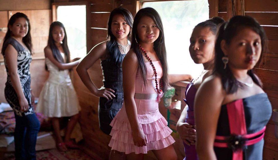 FOTOS: un adelanto de la exposición fotográfica Mujeres Amazónicas