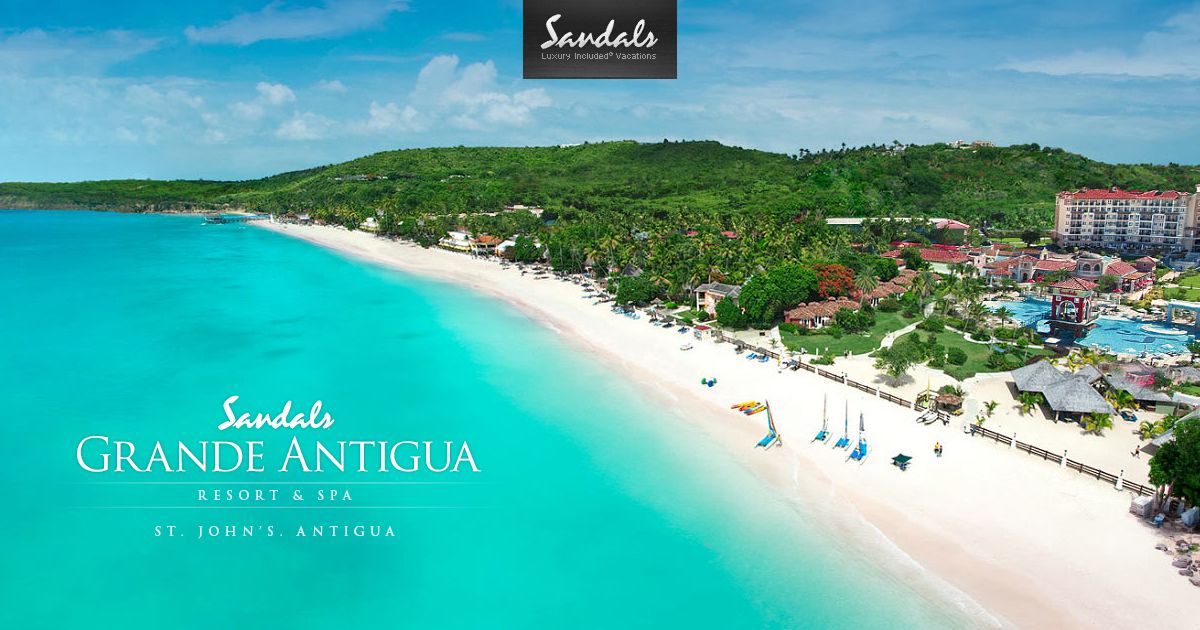 Sandals All Inclusive Caribbean Vacation Packages And Resorts In Saint Lucia Jamaica Antigua Romantic Resorts Beautiful Beaches St Lucia Resorts