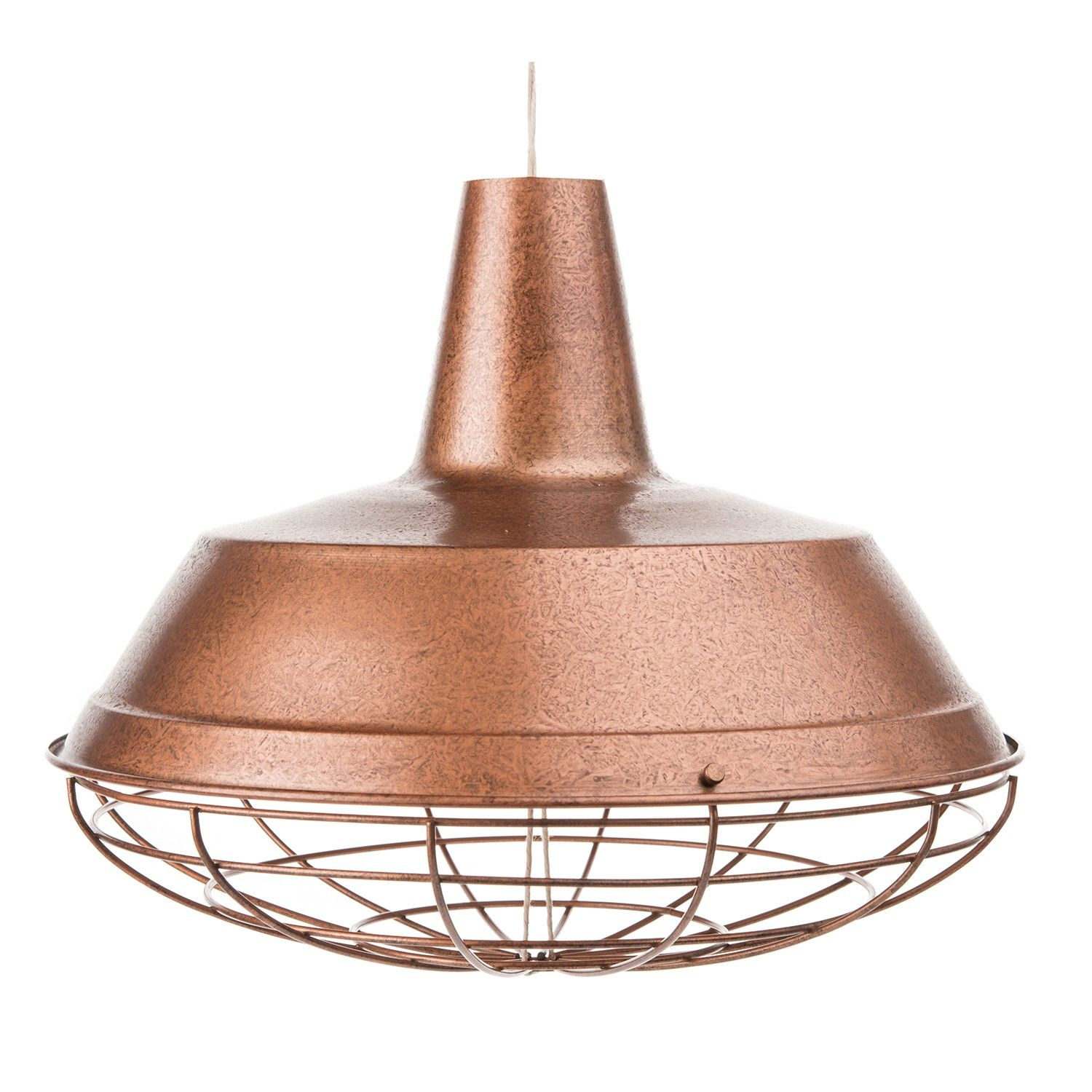 Imagine These Antique Copper Pendant Lights By Casa Above