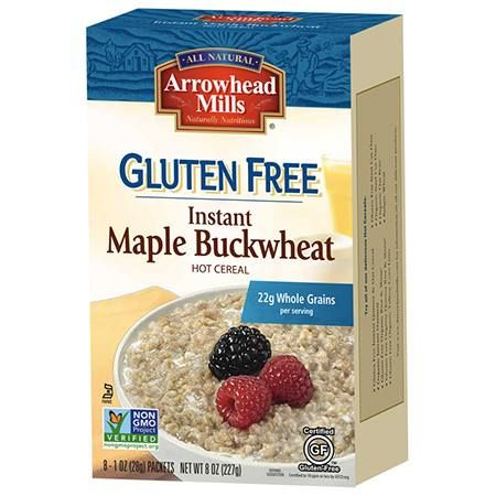 Make your morning instantly lovely with our gluten free instant make your morning instantly lovely with our gluten free instant maple buckwheat cereal its ready ccuart Gallery