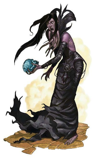 Sometimes, the ceremorphosis process by which Illithids propagate themselves is botched. Their is some genetic mixing, but the larva dies. This results in an Illithid Bloodline. A psion who attempts to unlock the power of this Illithid heritage may eventually become a Flayerspawn Psychic