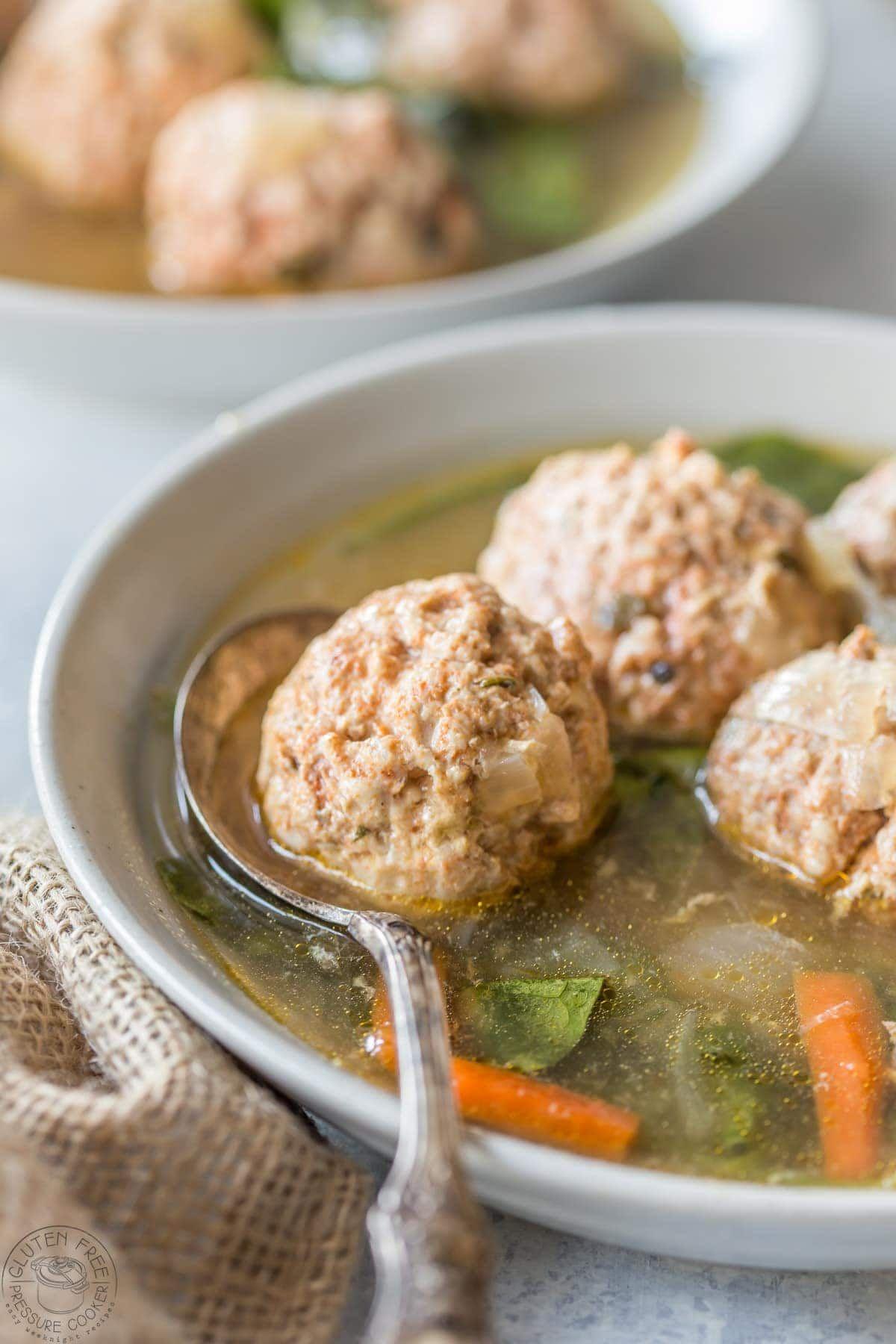 Italienische Hochzeit Suppe Rezepte Italienische Hochzeit Paleo