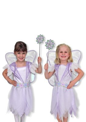 Melissa  Doug  Fairy Role Play Costume Set - Online Only