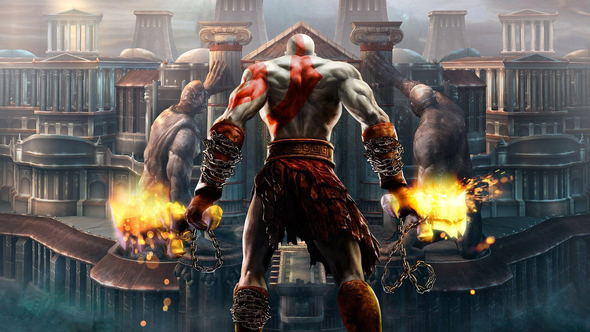 God Of War Wallpaper 1920x1080 Kratos God Of War God Of War Wallpaper God Of War 4