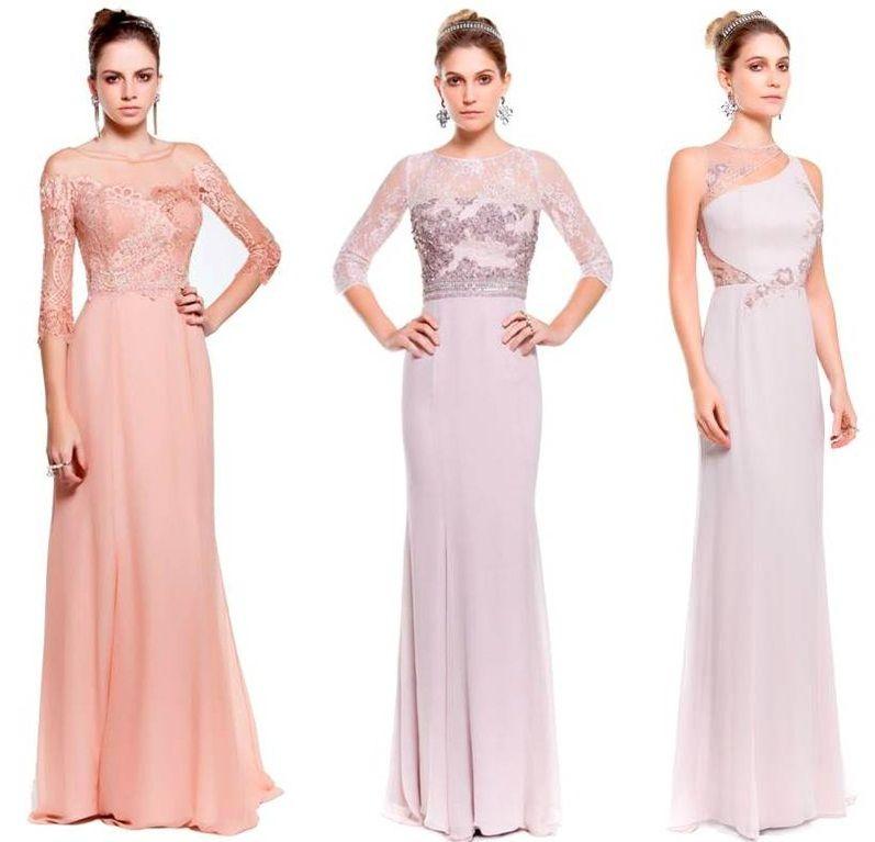 vestidos de festa em renda - Pesquisa Google