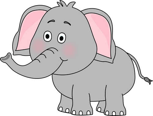 Cute Car Clip Art | Cute Elephant Clip Art Image - cute elephant ...