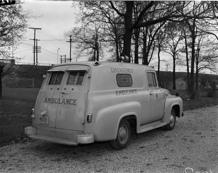 Ambulance | by The Library of Virginia