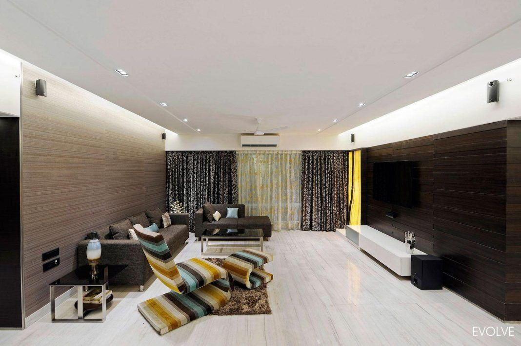 2000 Square Foot Apartment In Mumbai With 4 Bedrooms Which Are All