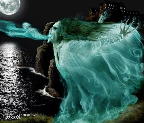 Magical Being-Banshee