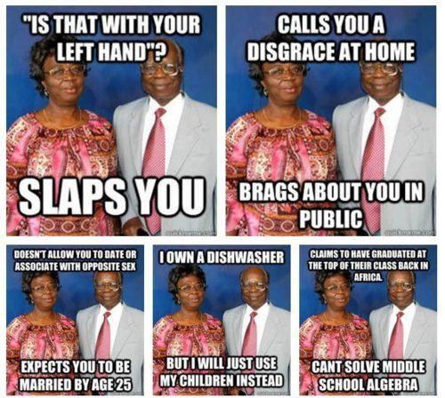 Share Funny Nigerian Memes Jokes Etc Nairaland Parents Be Like African Jokes Mum Memes