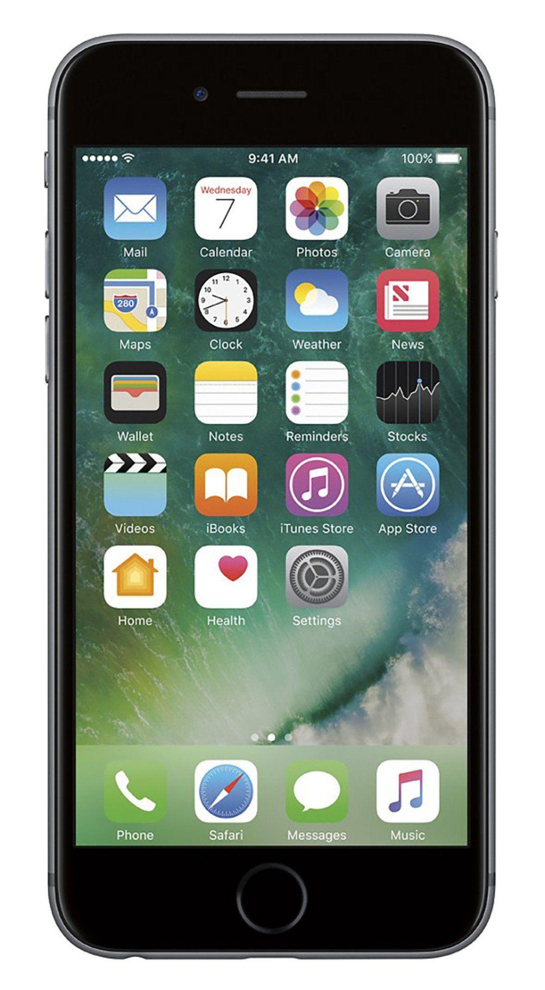 Apple iPhone 6s, GSM Unlocked, 64GB Space Gray