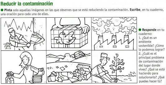 Como Reducir La Contaminacion Con Imagenes Dia De La Tierra