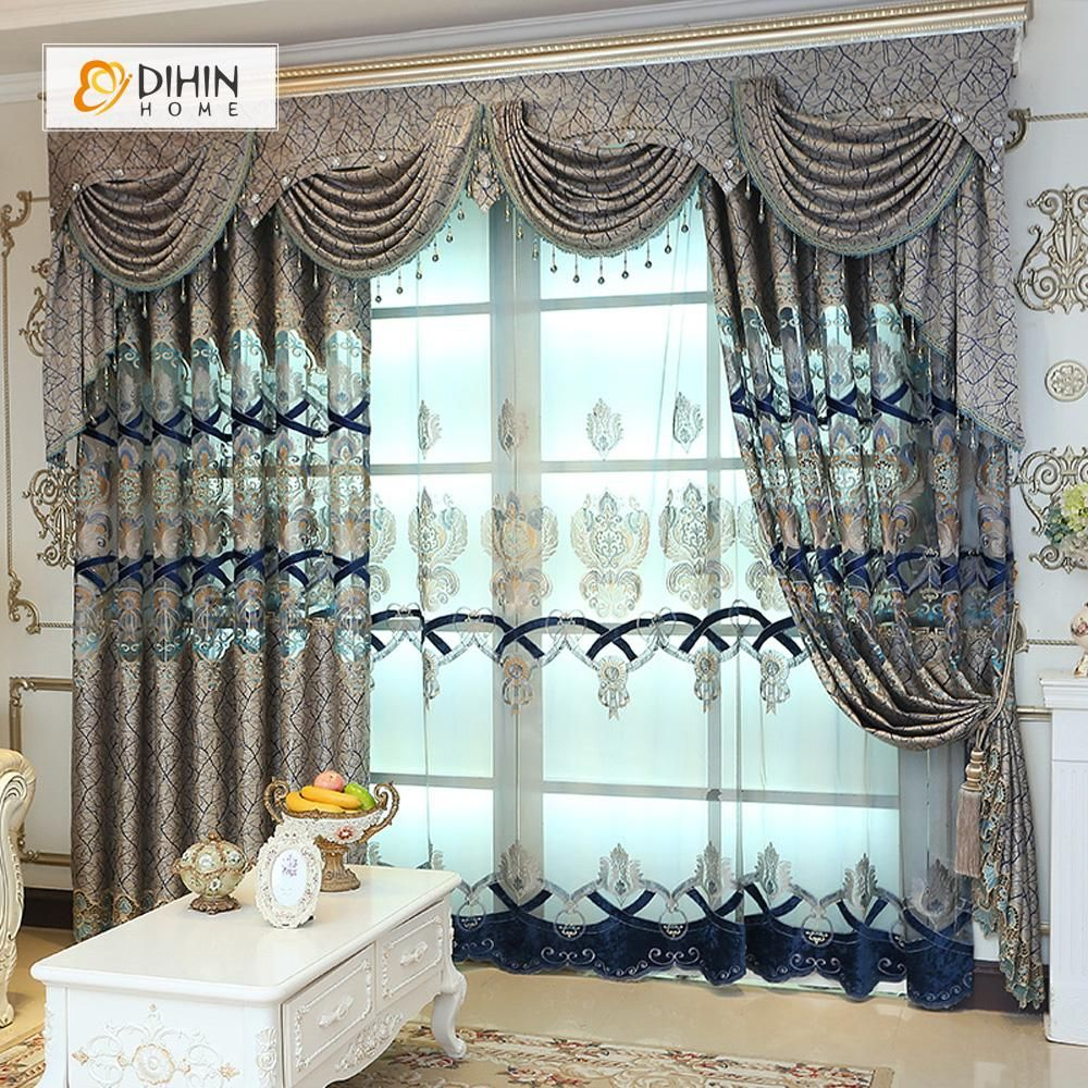 13+ Living room drapes with grommets info