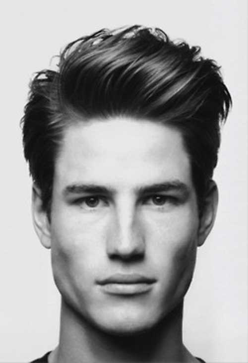 Sweet Haircut Styles For Men With Medium Hair 2017