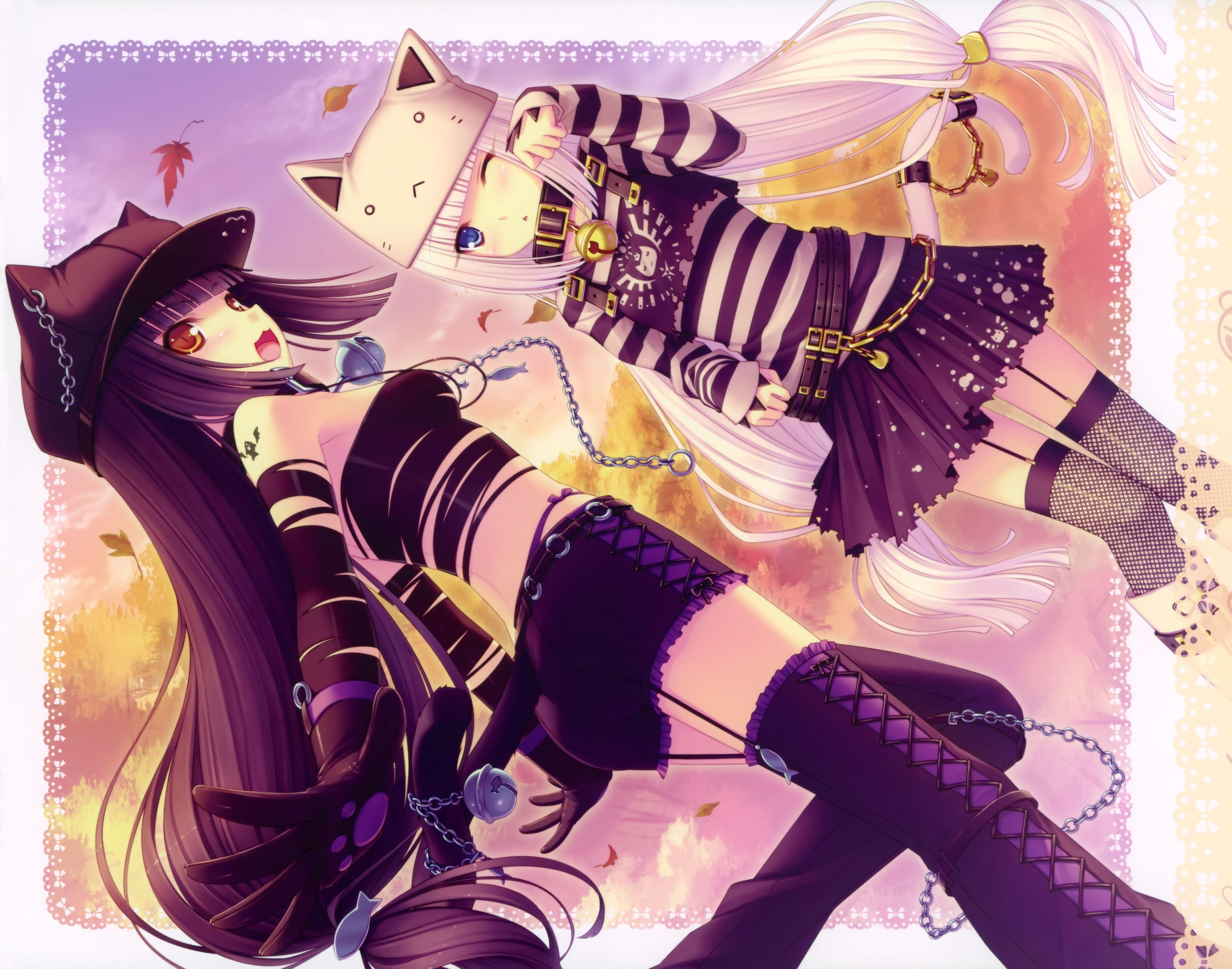 chocola vanilla | sayori works | Pinterest | Vanilla, Anime and ...