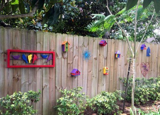 33 Creative Garden Fencing Ideas garden ideas Fence, Garden