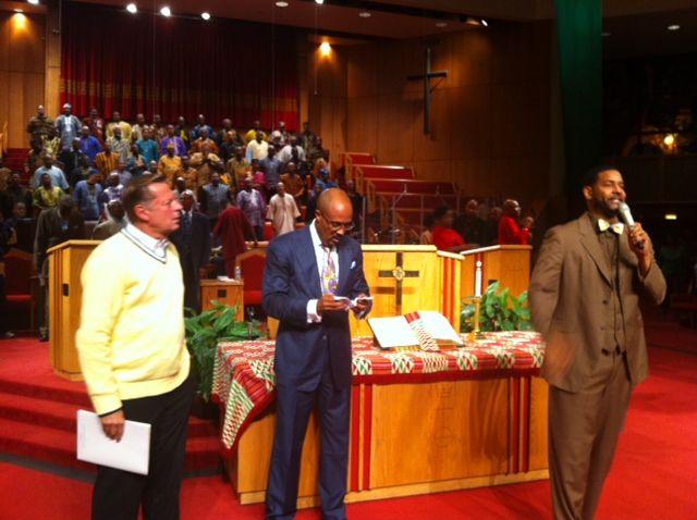 Mission Revival - Father Michael Pfleger, Rev. Dr. Frederick Haynes III & Rev. Dr. Otis Moss III