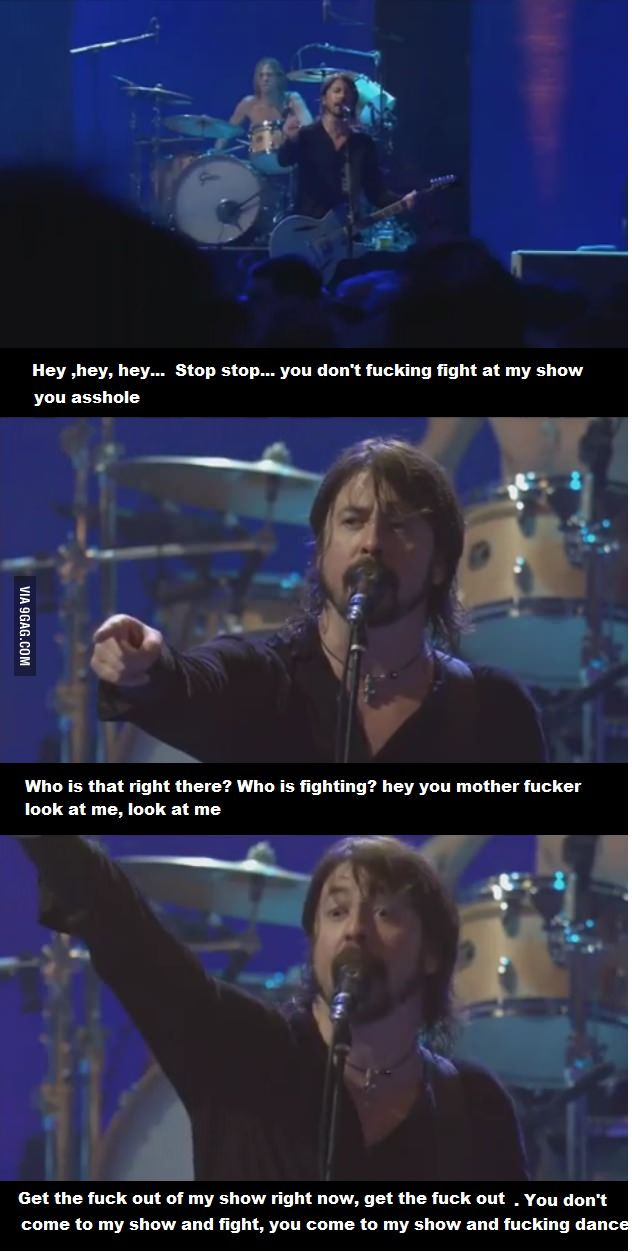 Just one more reason I'm obsessed with Dave Grohl