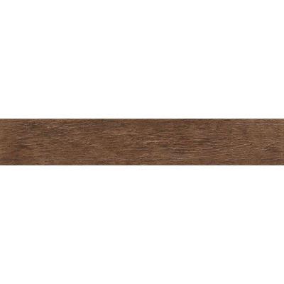 marazzi riflessi di legno 23-7/16 in. x 3-13/16 in. walnut, Badezimmer