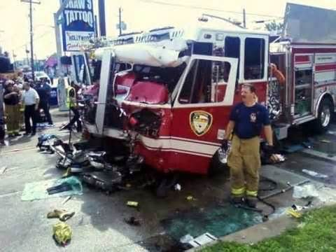 Fire Truck Accidents Fire Truck Crash Fire Truck Wrecks