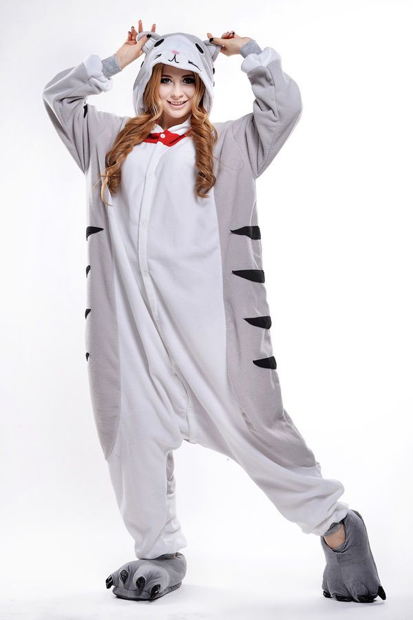 Christmas Unisex Adult Sleepwear Kigurumi Rilakkuma Cosplay Costume newcosply
