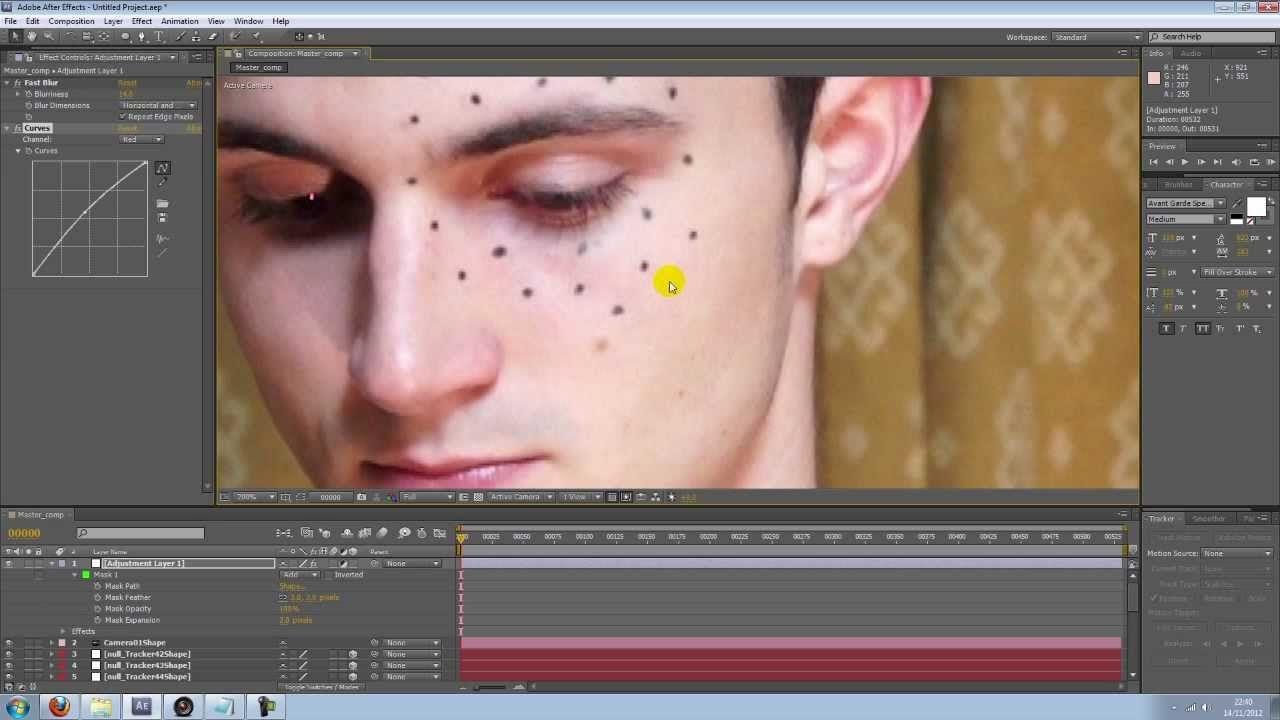 Track marker removal mocha pro tutorials pinterest cinema 4d track marker removal baditri Choice Image