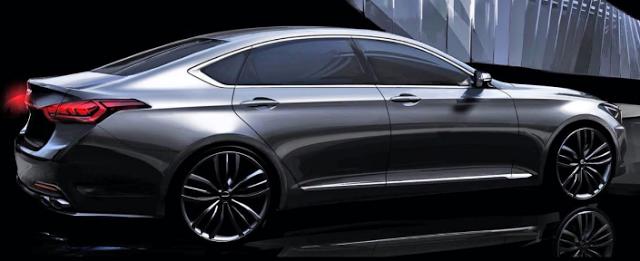 2018 Hyundai Azera Changes Release Date And Price New Car Rumors