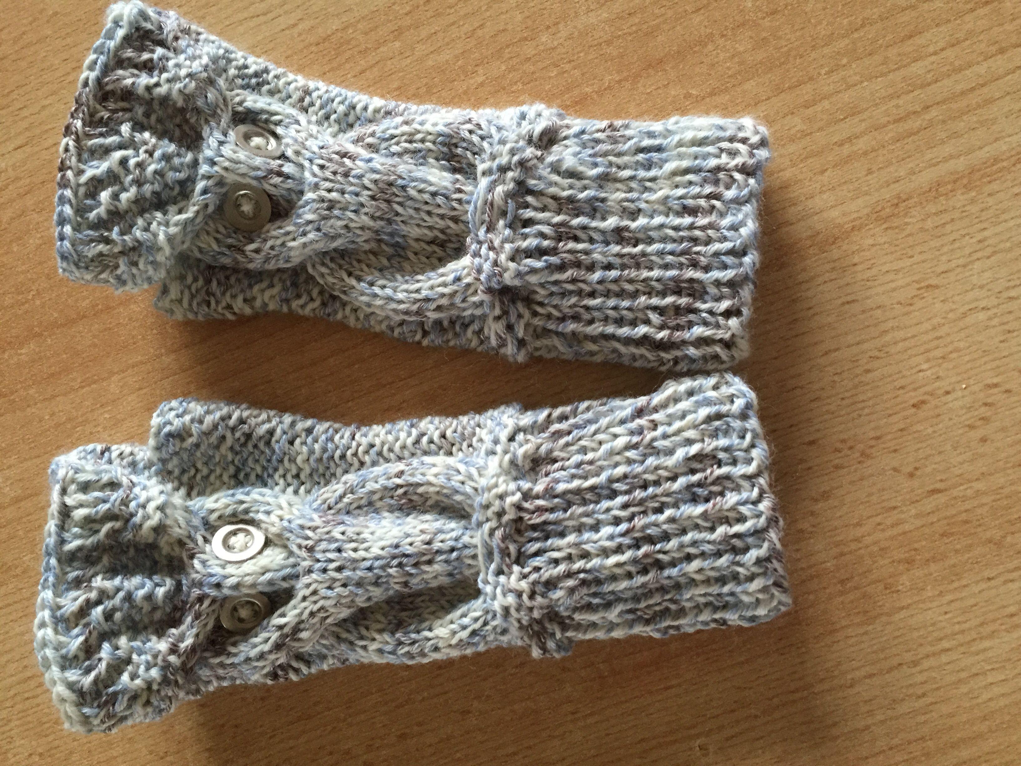 Funky Frei Stricken Fingerlose Handschuhe Muster Festooning - Decke ...