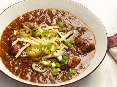 Pork And Tomatillo Chili Recipe Chili Pinterest Chili Chili