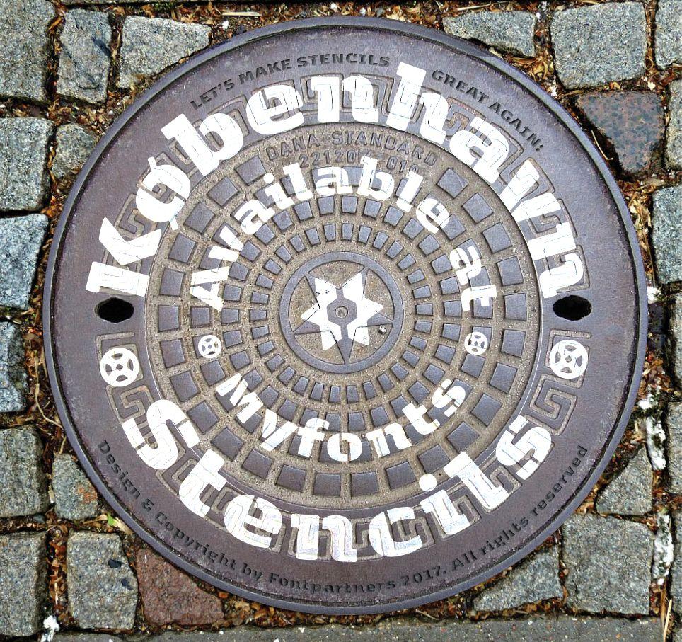 FP København Stencils