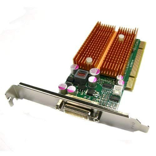 Nvidia Geforce 6200 LOW Profile Support Dual Vgas Pci 256MB Ddr Review
