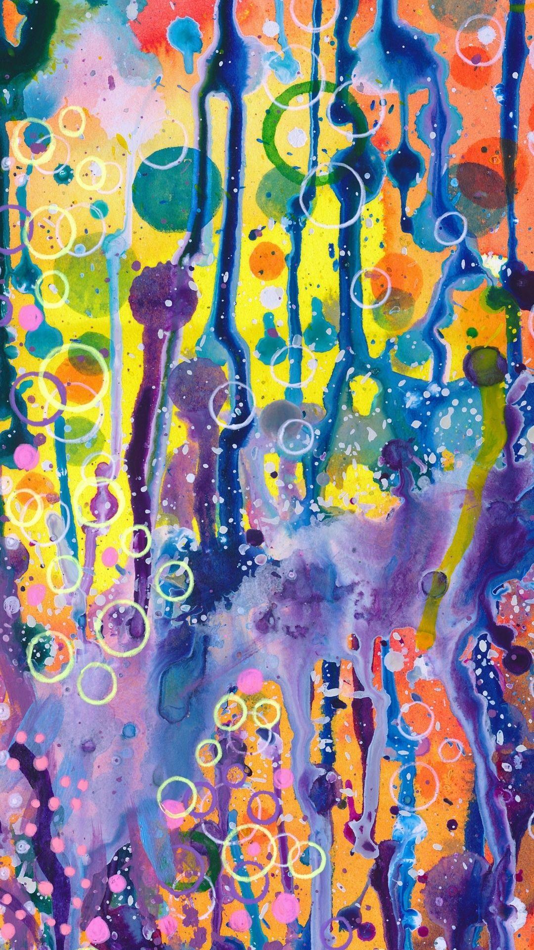 Modern art, Acrylic paint, Art, Painting, Visual arts