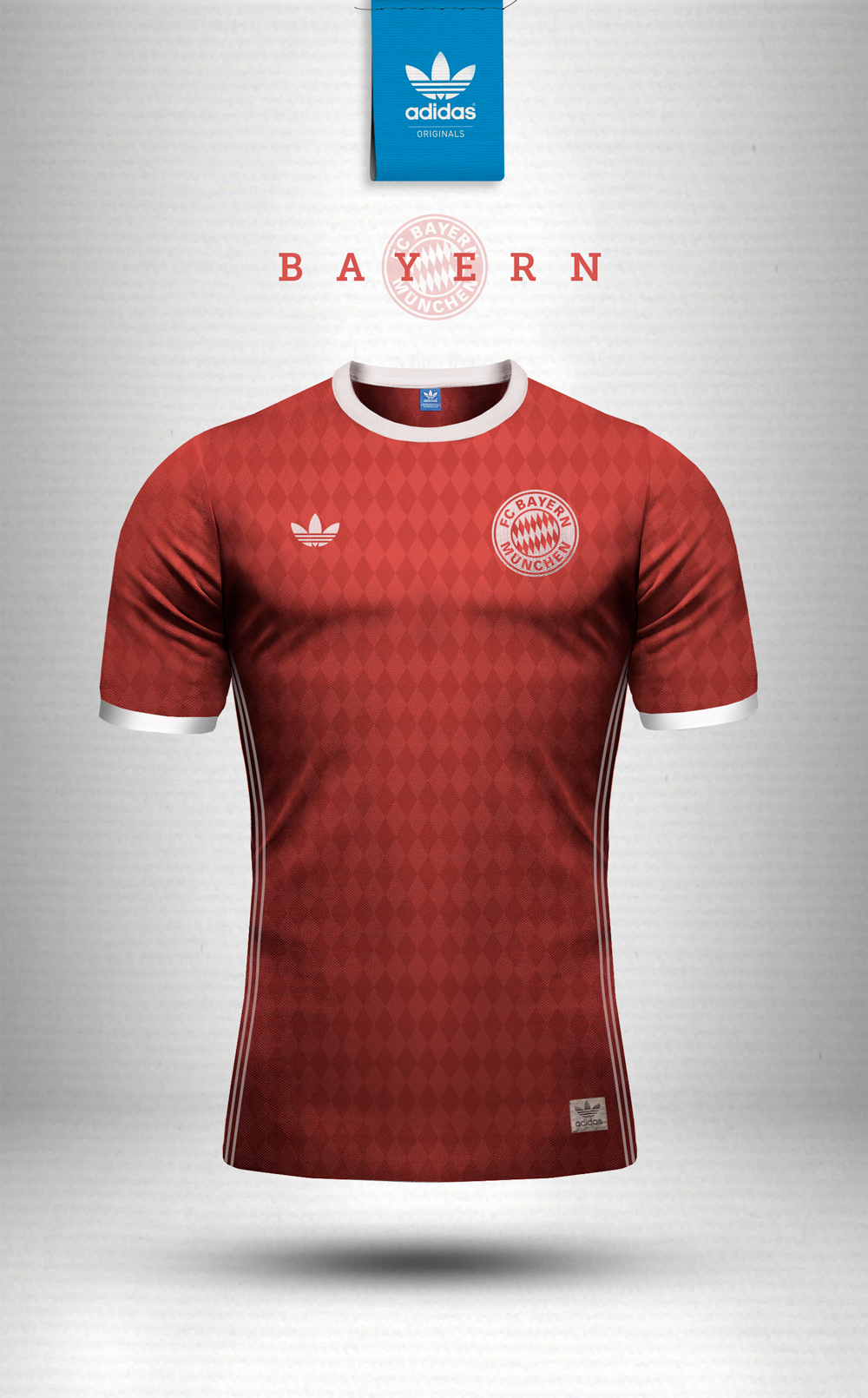 c6ea3cccc1514 Adidas Originals and Nike Sportswear jersey design concepts using geometric  patterns.