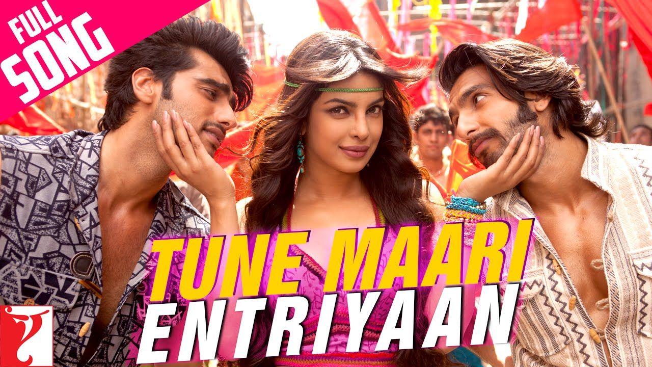 Tune Maari Entriyaan Full Song Gunday Ranveer Singh Arjun Kapoor Songs Song Hindi Bollywood Music Videos