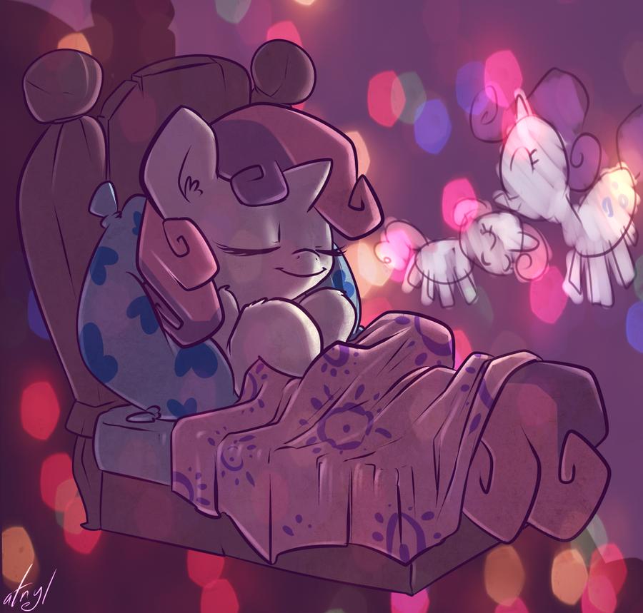 Shhh, sleeping! by *atryl on deviantART