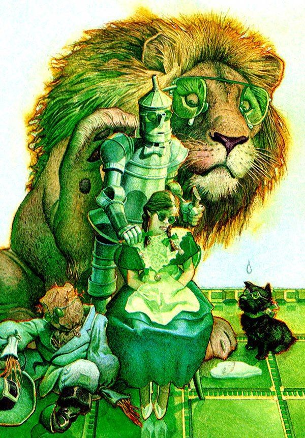 The w zard of oz wizard of oz fairy tales fairy - The wizard of oz hd ...