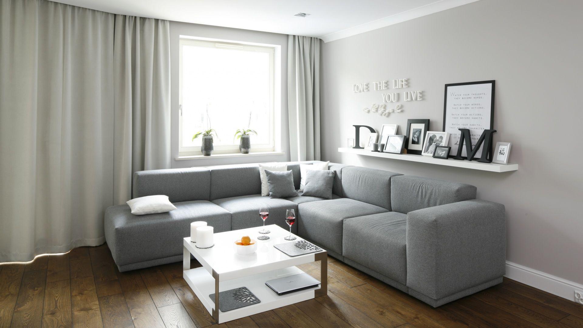 Znalezione Obrazy Dla Zapytania Nowoczesny Salon W Małym Mieszkaniu