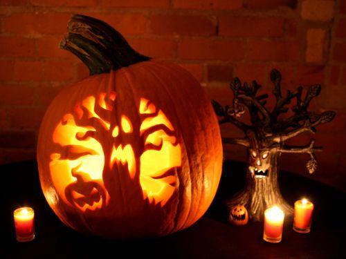 Pumpkin Carving Patterns and Stencils - Zombie Pumpkins! - Galleries