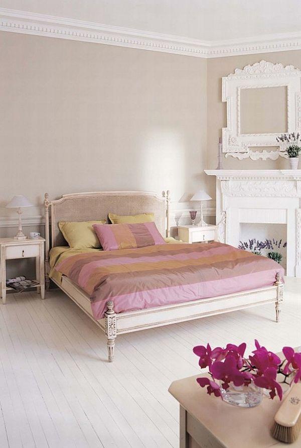 Baroque Medieval Bedroom Design Ideas7