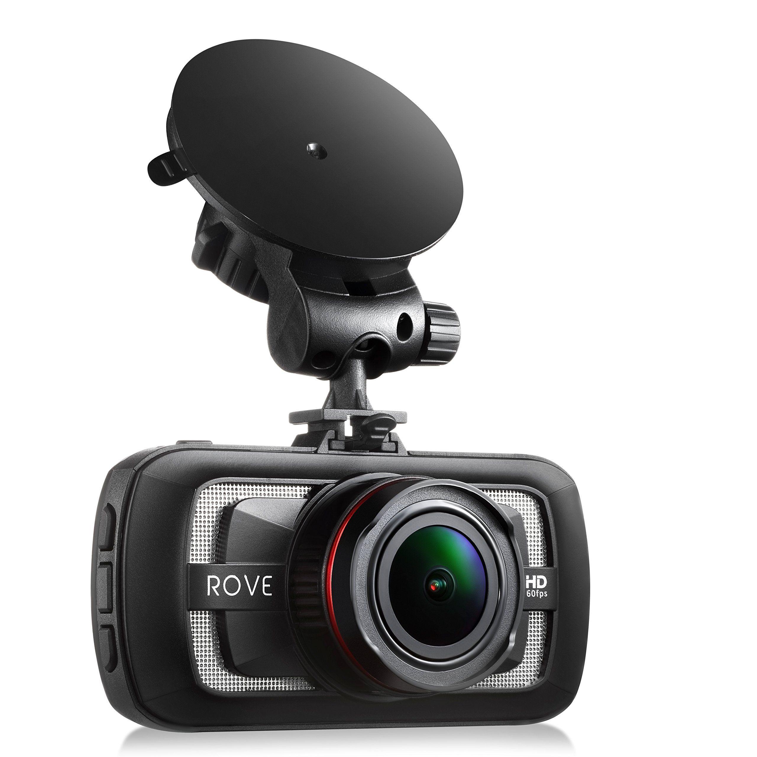 Rove A12-60 - 2 7K Quad HD 1440P at 60fps- Car Dash Cam HDR Superior