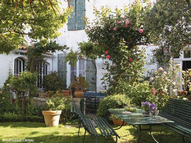 Aimeriez-vous avoir une maison avec jardin ? | Deco maison de ...