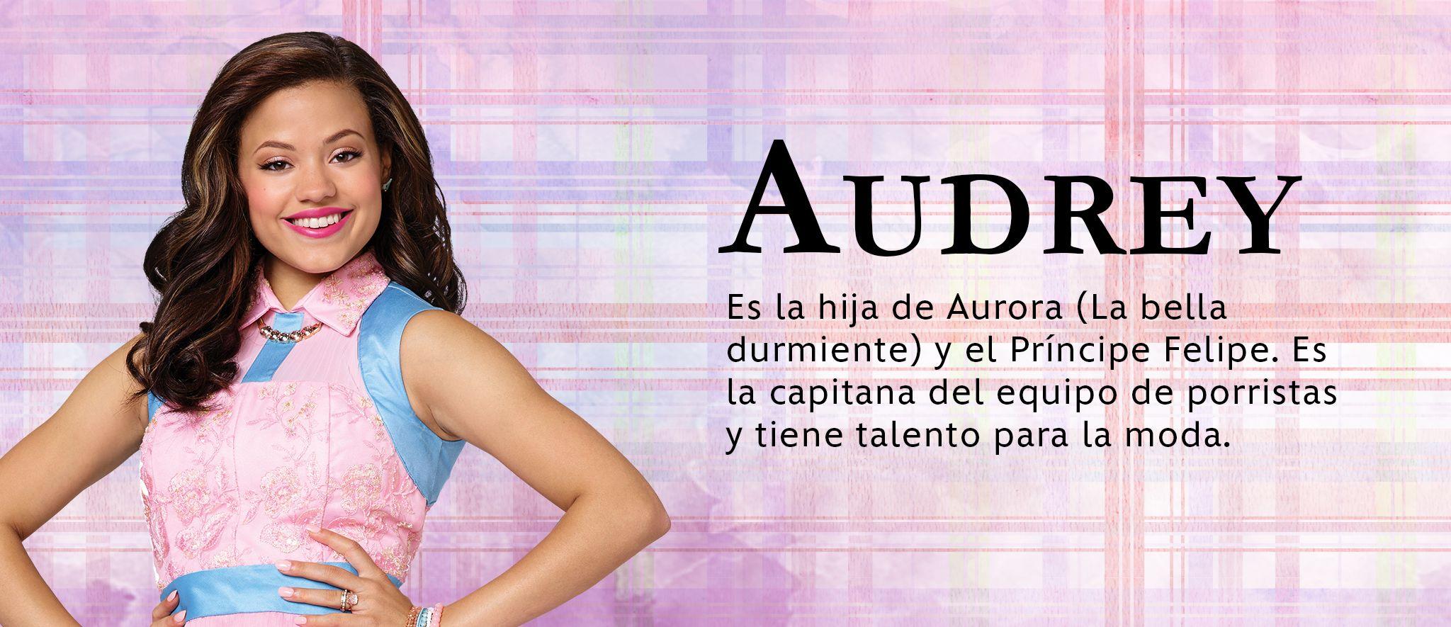 Audrey Descendants Descendientes Personajes De Descendientes Juegos De Disney