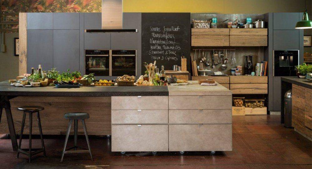 Les plus belles cuisines vues au salon livingkitchen - Les plus belles cuisines design ...