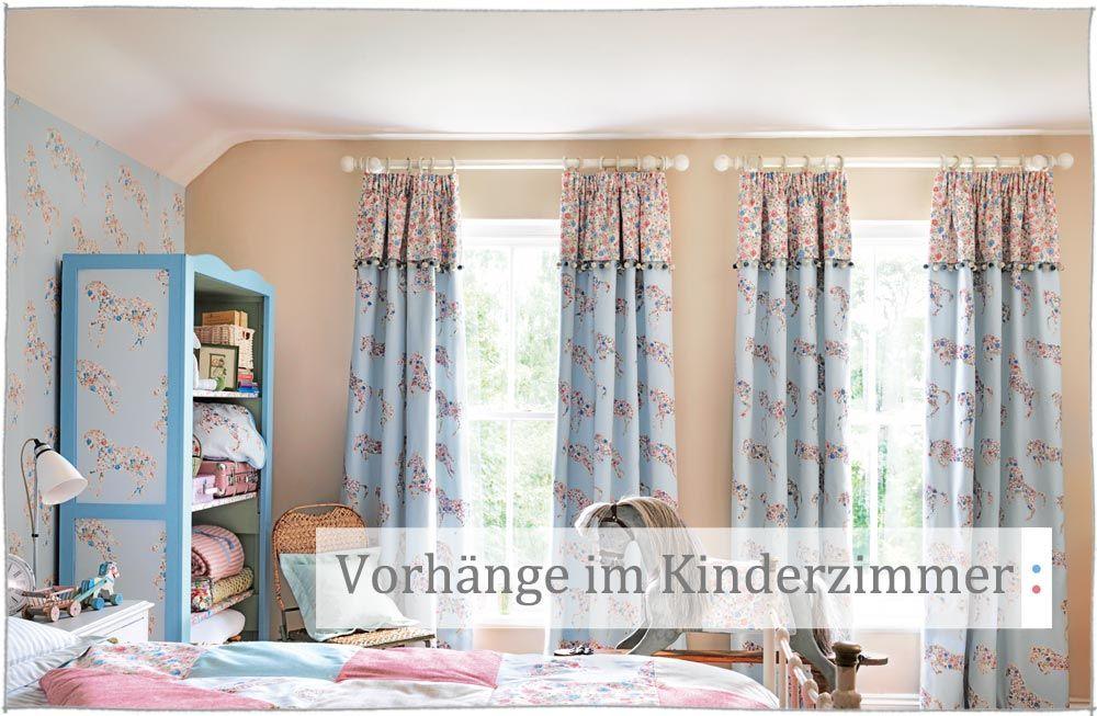 kinderzimmer_vorhaenge (mit Bildern) Zimmer, Vorhänge