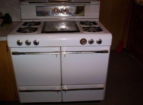 used vintage 1950u0027s magic chef stove ebay