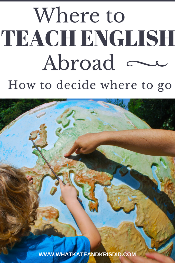 Where to go to work abroad