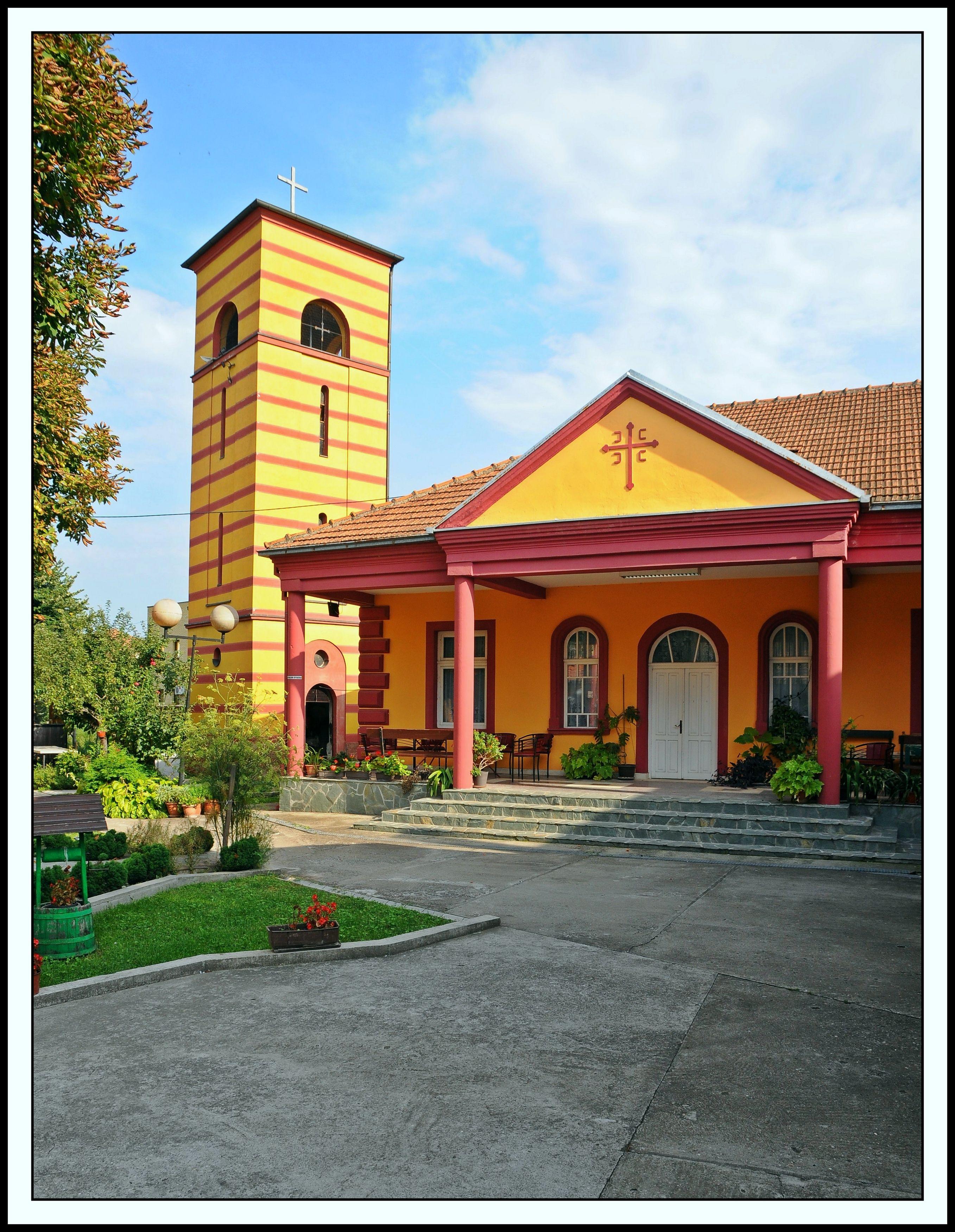 Ćuprija serbia