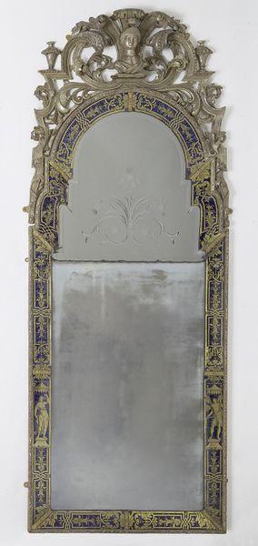 Mirror Place of origin:London Date:ca. 1707 (made) Makers:Pelletier, &  René Pelletier, Thomas