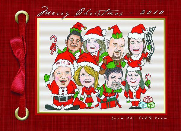 staff christmas card jpg 600 435 christmas card ideas 2017