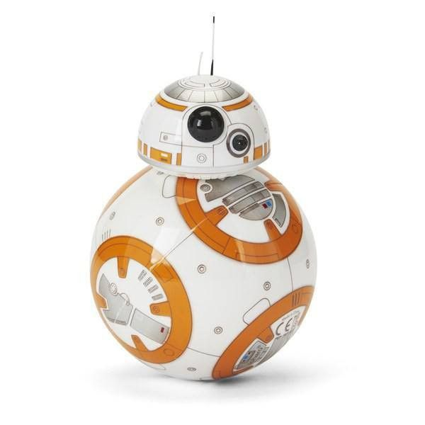 Over the years, the magic of Star Wars™ has always lived on screen and in our imaginations. Thanks to our advancements in technology, we've made it possible to bring a new part of Star Wars: The Force Awakens™ into your home.Meet BB-8™ – the app-enabled Droid™ that's as authentic as it is advanced. BB-8 has something unlike any other robot – an adaptive personality that changes as you play. Based on your interactions, BB-8 will show a range of expressions and even perk up when you give…